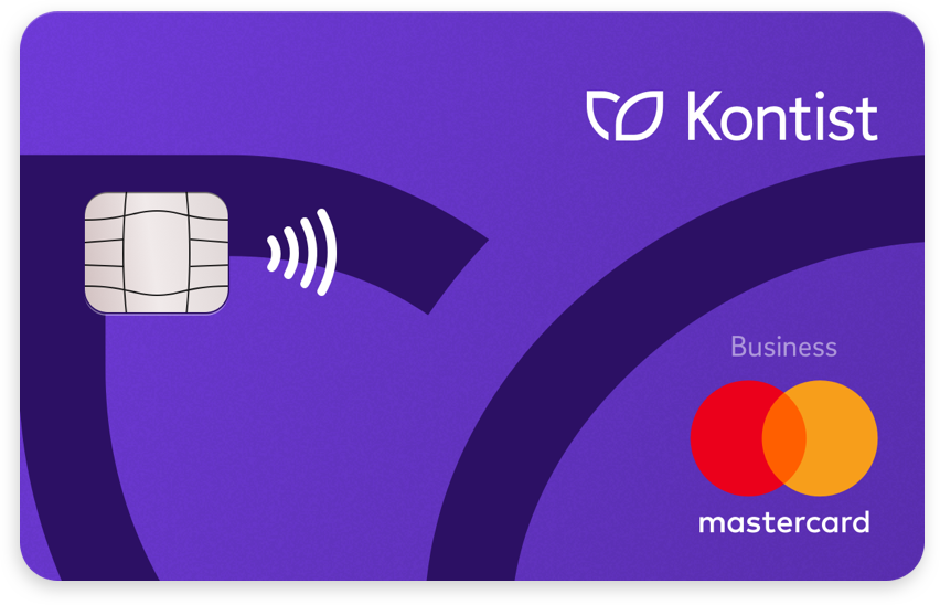 Paying with Kontist Card vis NFC